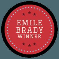 Emile Brady Winner