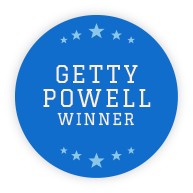 Getty Powell Winner