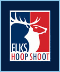 Elk's Hoop Shoot
